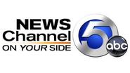 WEWS NewsChannel 5 Logo 2010