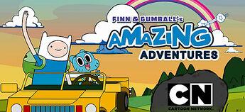 FinnAndGumballAmazingAdventures