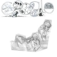 Google Dian Fossey's 82nd Birthday (Storyboards)