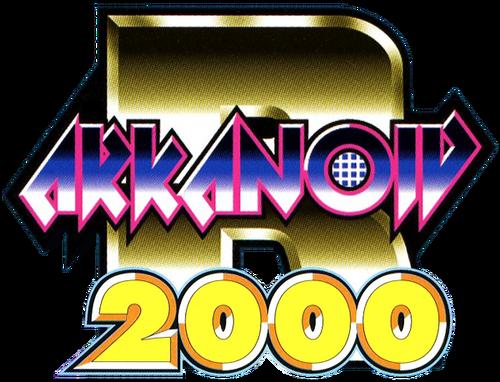 Arkanoid r 2000 logo by ringostarr39-d7tpg3p