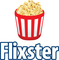 Flixster Logo (Stacked)