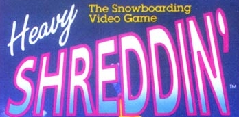 Heavy Shreddin' logo