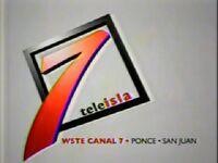 WSTE-TV Puerto Rico 7