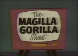 The Magilla Gorilla Show title