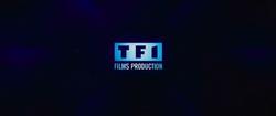 TF1 Films Production 2015 Logo