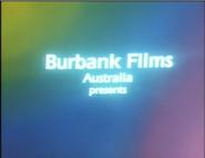 Burbank Films Australia Peter Pan 1988 Logo