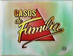 Casos de Família (2007-2009)