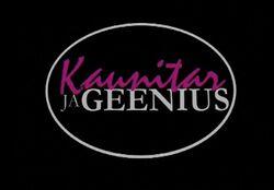 Kaunitar ja Geenius