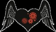 Winged Gear Heart