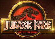 Jurassic Park 2013 re-release logo