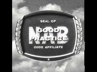 NAB Seal of Good Practice 1957