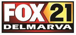 WBOC-DT2 Fox 21 Delmarva