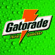 Gatorade 50th Anniversary logo USA