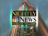 NBC Nightly News; July 9, 2007 (2)