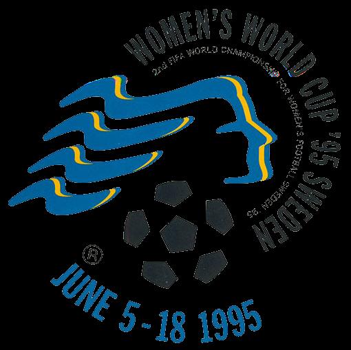 1995 FIFA Women's World Cup logo