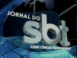 Jornal do SBT logo 2006