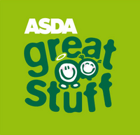 ASDA Great Stuff logo