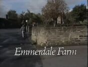 Emmerdale Farm 1986 A