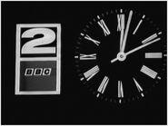 BBC 2 Clock 1964 A