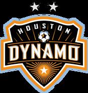Houston Dynamo logo (two silver stars)