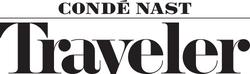 Conde nast traveler logo detail