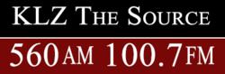 KLZ The Source 560 AM 100.7 FM