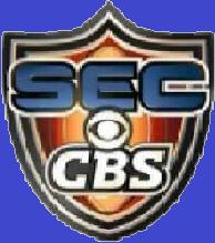 SEC-ON-CBS Logo