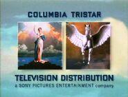 Columbia TriStar Television Distribution Logo 1996