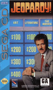 Jeopardy! (Sega CD)