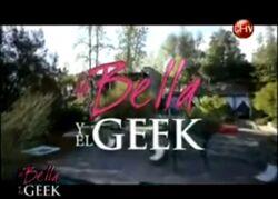 La Bella y el Geek