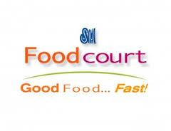 SM Food Court Logo 2009-2010