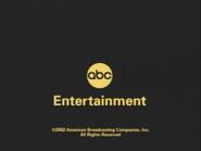 ABC Entertainemnt 2000-2002