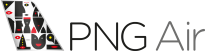 PNG Air logo