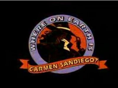 WhereonEarthCarmenSandiego