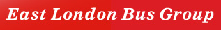 East London Bus Group logo