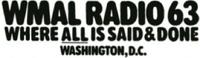 WMAL Washington 1977