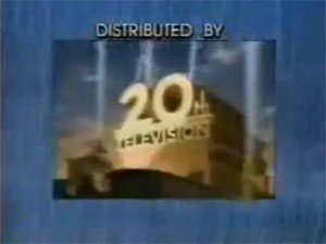 20th Television distributed by