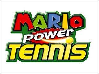 Mario Power Tennis SX466 SY423