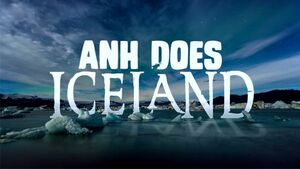 Anh Does Iceland logo