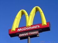 McDonald's New Sign