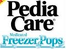 PediaCare freezer pops logo