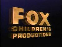 Fox Children's Productions 1991