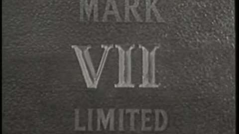 "Mark VII Limited ""Hammer"" Logo (1954-A)"