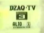 DZAQ-TV Channel 3 ABS Ident