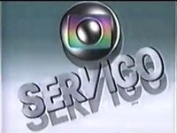 Globo Serviço 1987