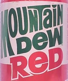 Mountain Dew Red logo