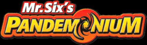 Mr. Six's Pandemonium logo