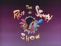 The Ren and Stimpy Show logo