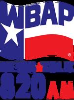 WBAP (AM) logo