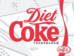 Diet Coke 1994 logo large